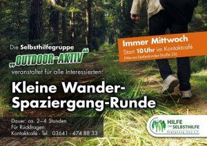 """SHG """"OUTDOOR-AKTIV"""" @ Kontaktcafé, Werner-Seelenbinder-Strasse 26, 07747 Jena"""